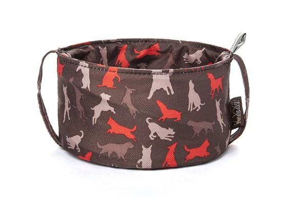Collapsible Travel Bowl - Rocky & Maggie's Pet Boutique and Salon
