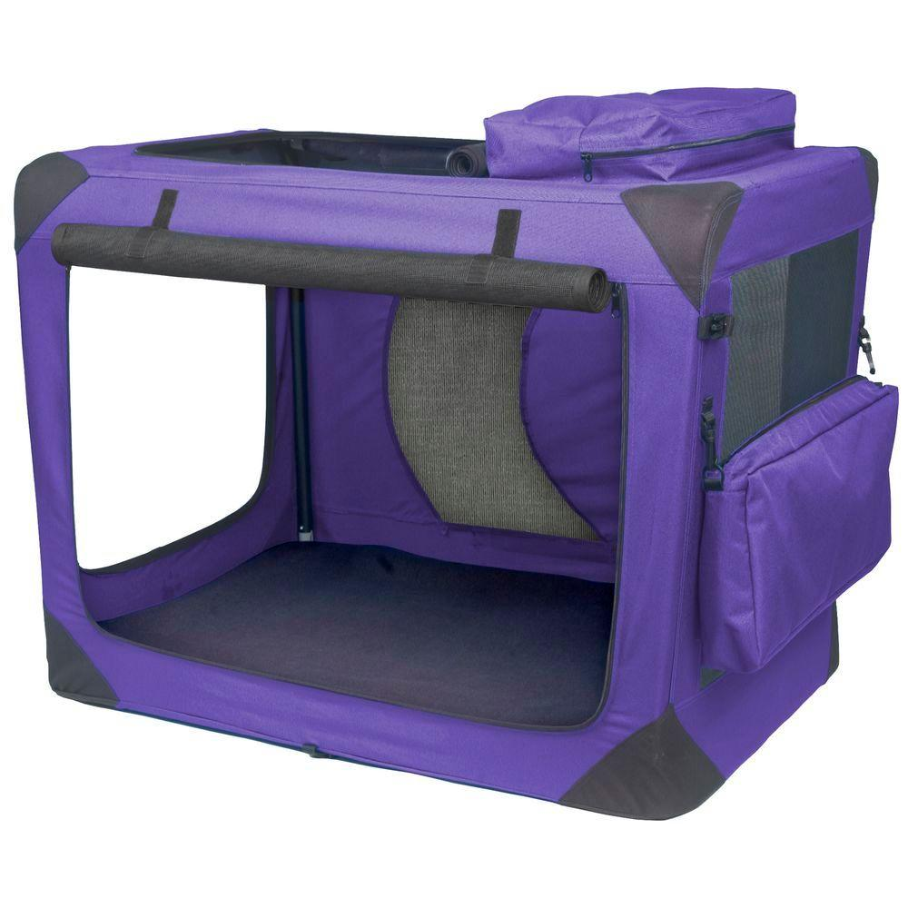 Generation II Soft Crate w/ Pad & Treat Bag