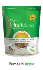 Pumpkin & Apple Crunchy treats, 7oz