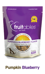 Pumpkin & Blueberry Crunchy treats, 7oz
