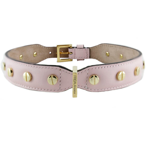Stud Screw Collar - Rocky & Maggie's Pet Boutique and Salon