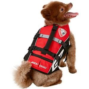 EzyDog Micro Doggy Flotation Device Life Jacket - Rocky & Maggie's Pet Boutique and Salon