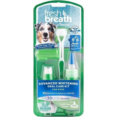 Fresh Breath Advanced Whitening Oral Care Kit