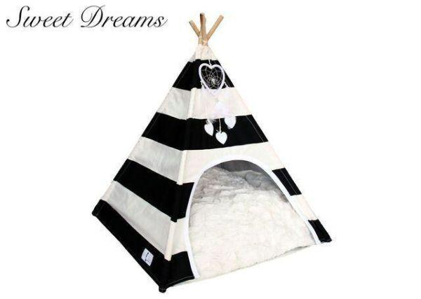 Sweet Dreams Teepee for Dogs