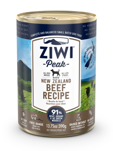 Ziwi Peak Moist Cans For Dogs
