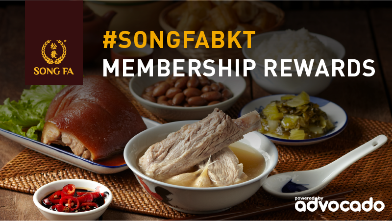 Song Fa Membership Rewards
