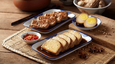 Song Fa Bak Kut Teh Braised Side Dishes on Grab Food Delivery