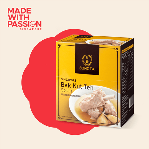 Song Fa Bak Kut Teh Spices Made With Passion 2021