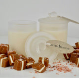 Salted Caramel Soy Wax Candle