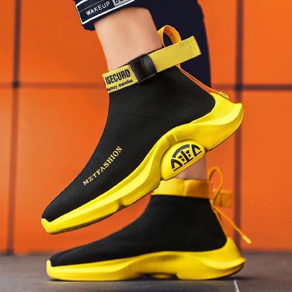 Men's Fashion Socks Sneakers