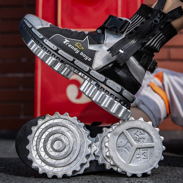 Giant Gear Sneakers