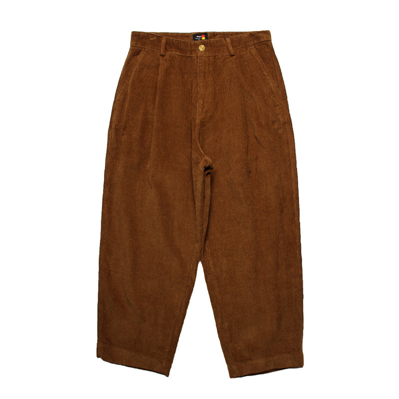 Japanese Corduroy All-match Trousers