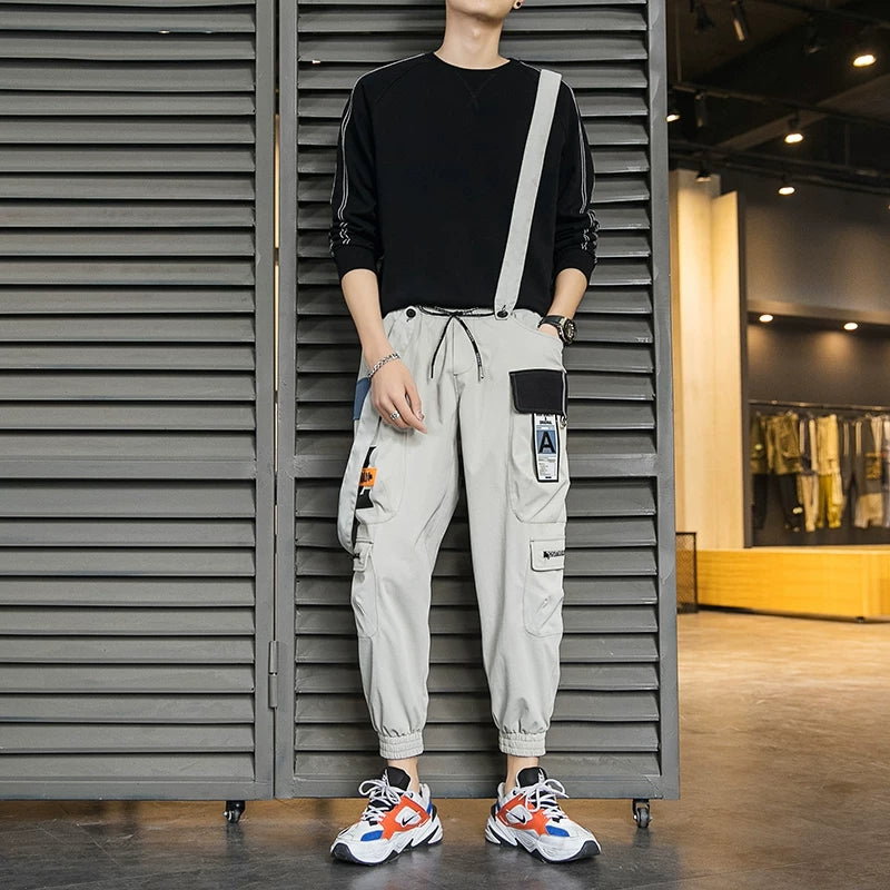Loose Big pocket Cargo Pants