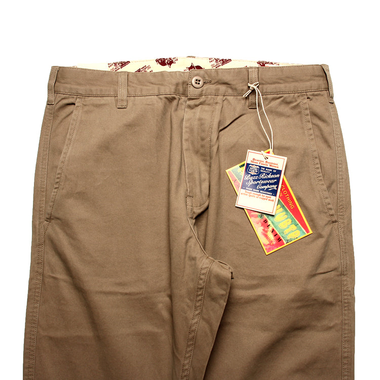 Retro Tooling Casual Pants