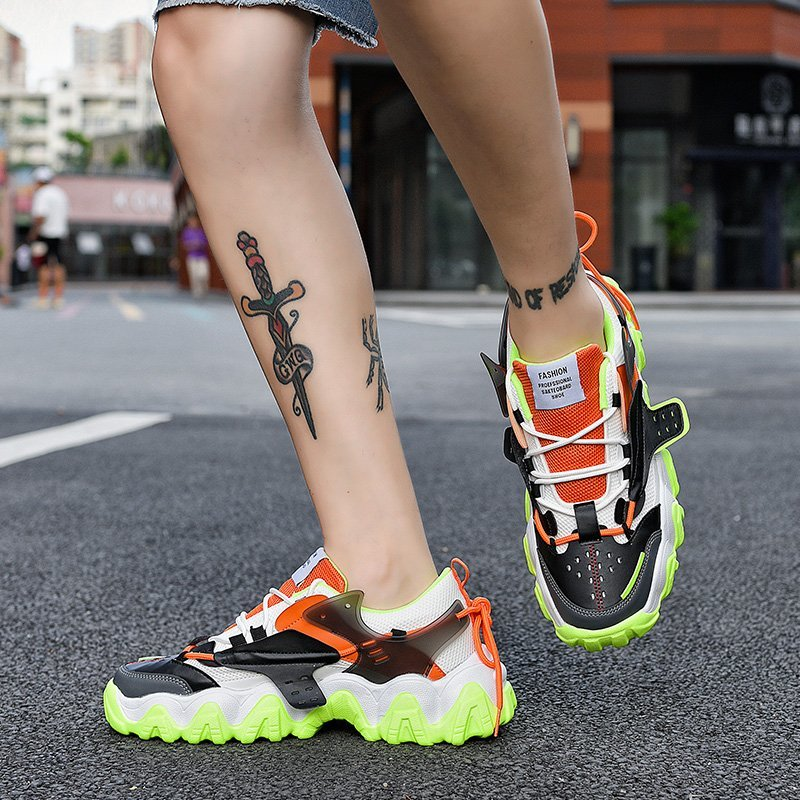 Personality Trend Casual Sneakers