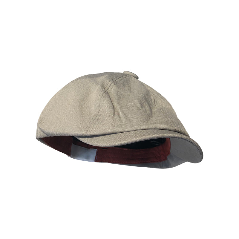 Japanese Retro Octagonal Hat