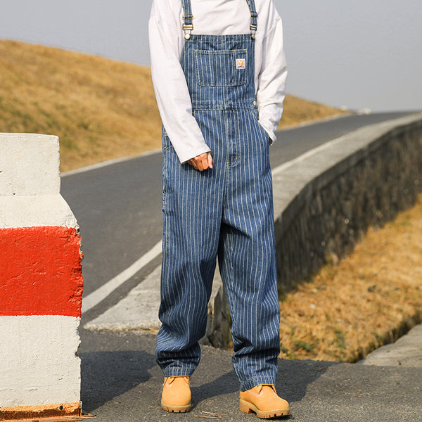 Retro American Tooling Straight Overalls