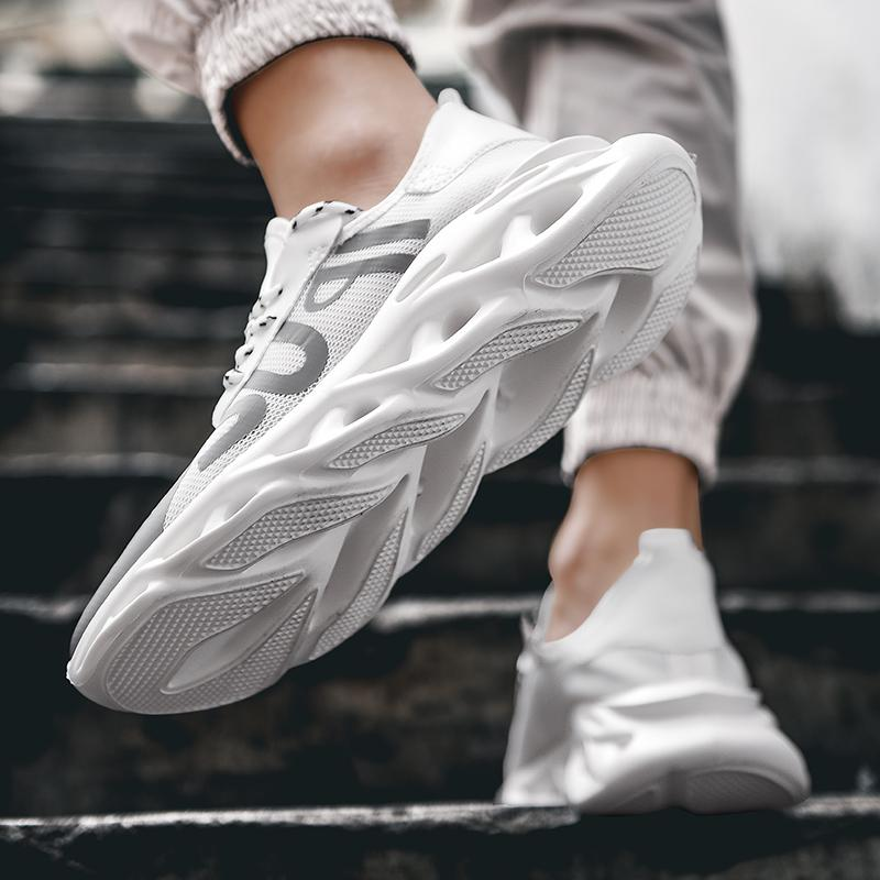 2020 Ultralight Reflective Phantom Sneskers