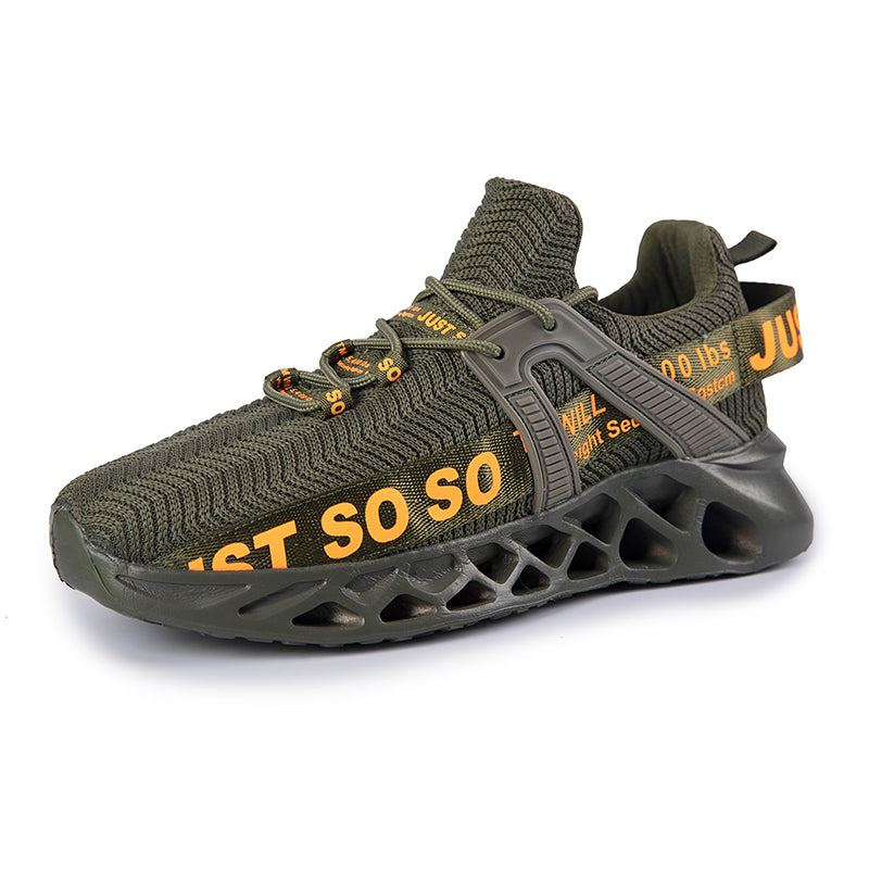 Shock Absorption Running Shoes