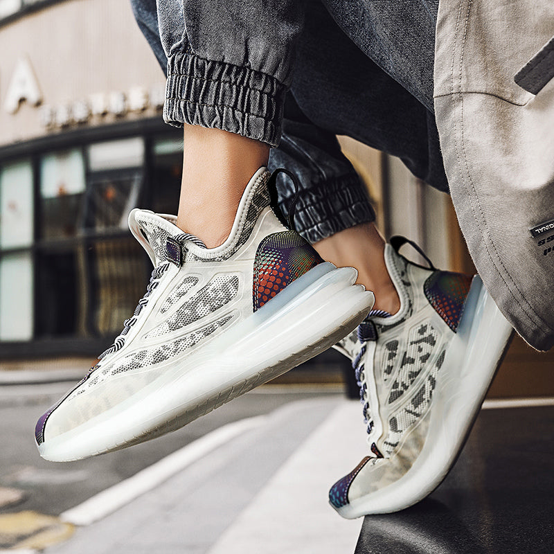 Flying Woven Running Sneakers