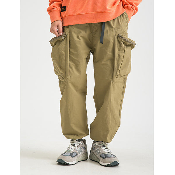 Three-dimensional Pocket Cargo Pants