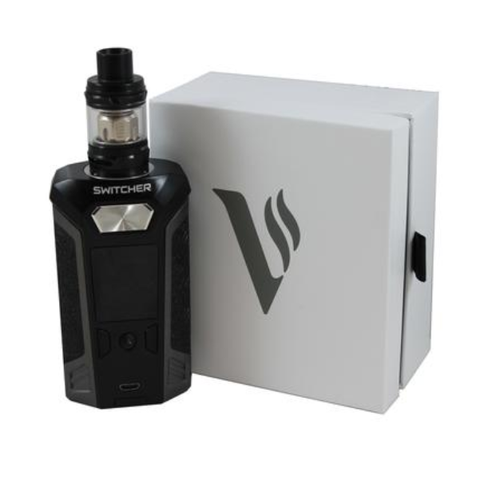 VAPORESSO SWITCHER 220W WITH NRG MINI KIT - IRON GREY