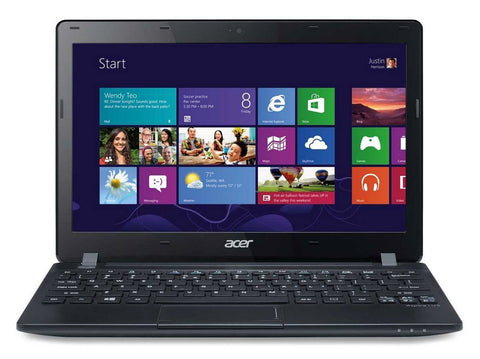 "Acer Aspire V5-123 320GB HDD 2GB RAM Windows 10 11.6"" Laptop (Used)"