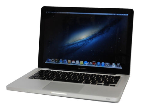 Apple Macbook Pro 13-Inch, Mid 2010 (Silver) 4GB RAM Nvidia 320M SSD 128GB