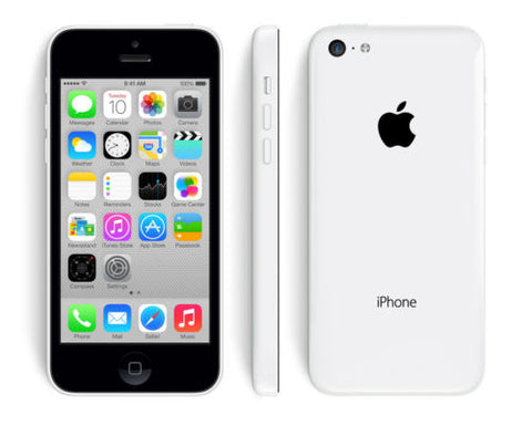 Apple iPhone 5c - 8GB - White - (Unlocked) USED