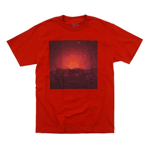 MIKE G COVER TEE (RED)
