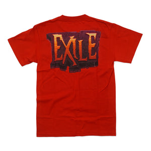 EXILE TEE (RED)