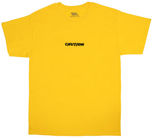 MIKE G CAUTION TEE