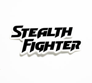 STEALTH FIGHTER STICKERS