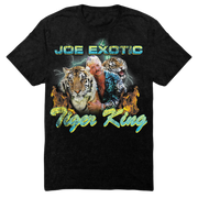 Joe Exotic Tiger King Bootleg Tee