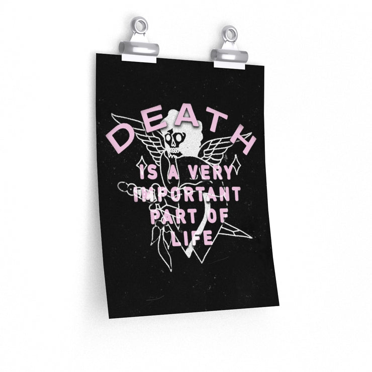 Death Is Print