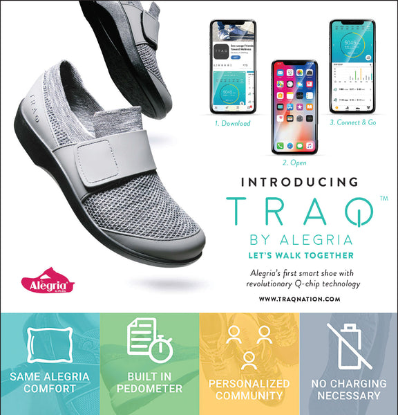 Shoes for fitness and comfort