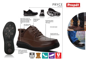 Propet Pryce mens shoe