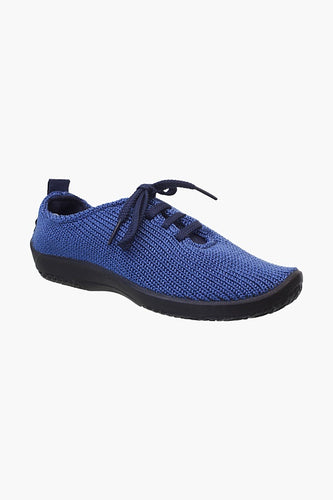 Arcopedico LS knitted lace up Denim