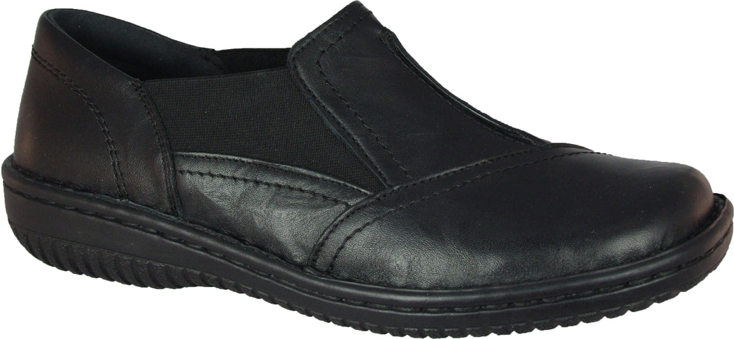 Cabello Comfort Womens 761-27 Leather Shoes Made In Turkey