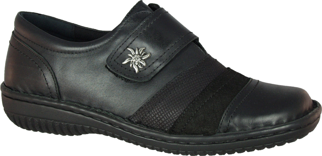 Cabello Comfort Womens 945-27 Leather Shoes Made In Turkey