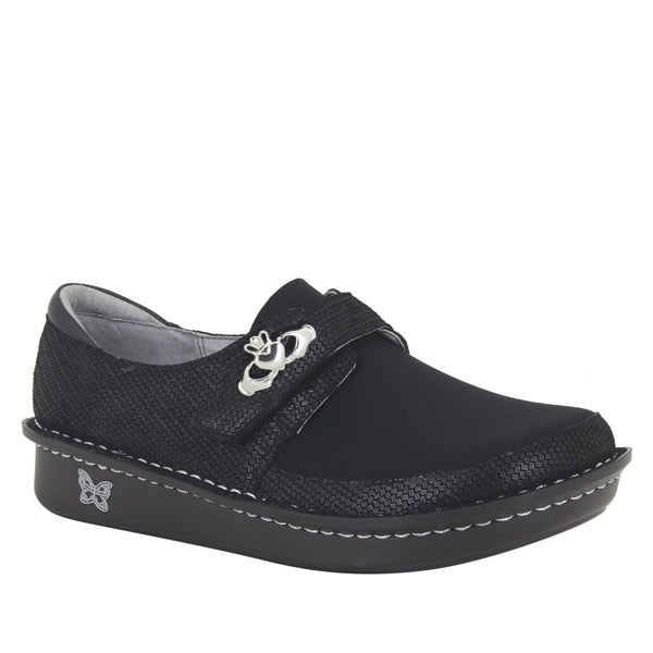 Alegria Brenna Claddagh shoe (Black) BRE-463