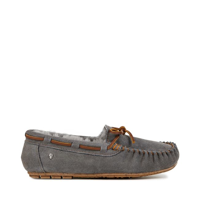 Emu Amity moccasin slipper