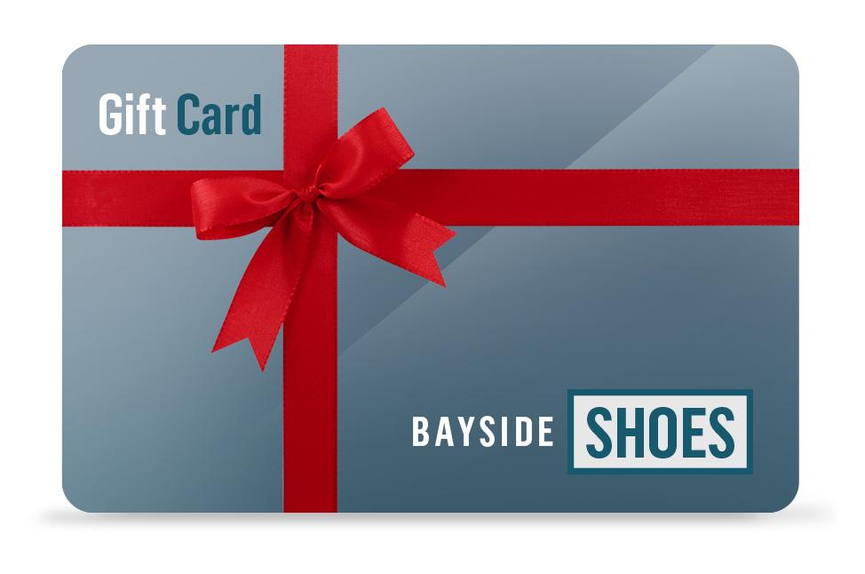 Bayside Shoes Gift Card $70