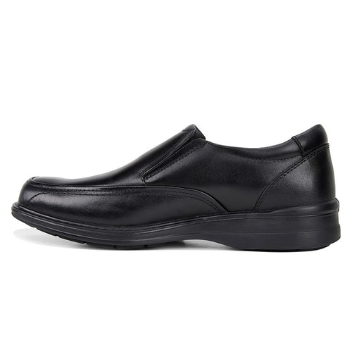 Hushpuppies Transit EEE slip on shoe