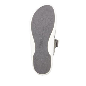 Alegria TRAQ Qutie shoe Soft Grey - 5058