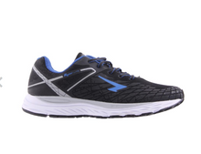 Load image into Gallery viewer, SFIDA Pursuit 2 Mens Runner - Black/Royal
