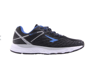 SFIDA Pursuit 2 Mens Runner - Black/Royal