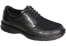 Load image into Gallery viewer, Slatters Award II Mens Leather Wide Walking Shoes