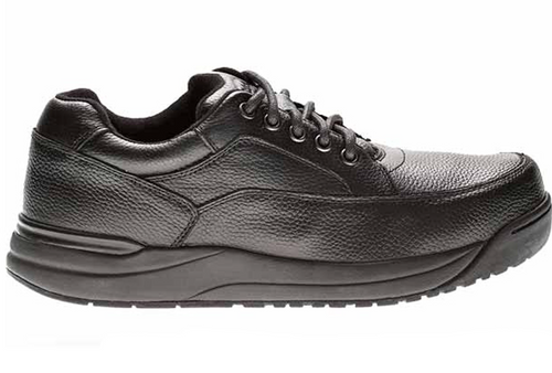Scholl Orthaheel Power Walker Mens Lace Up Walking Shoes