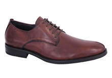 Load image into Gallery viewer, Slatters Leeds Mens Comfortable Leather Lace Up Dress Shoes
